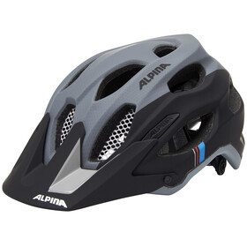 Alpina Carapax Helmet black-grey